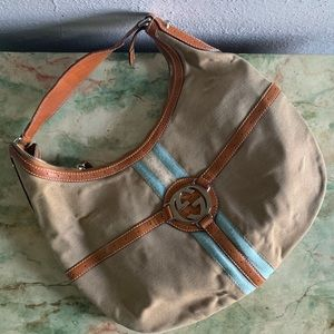 Vintage Gucci hobo bag